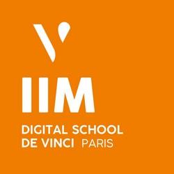 Logo de l'IMM Digital School