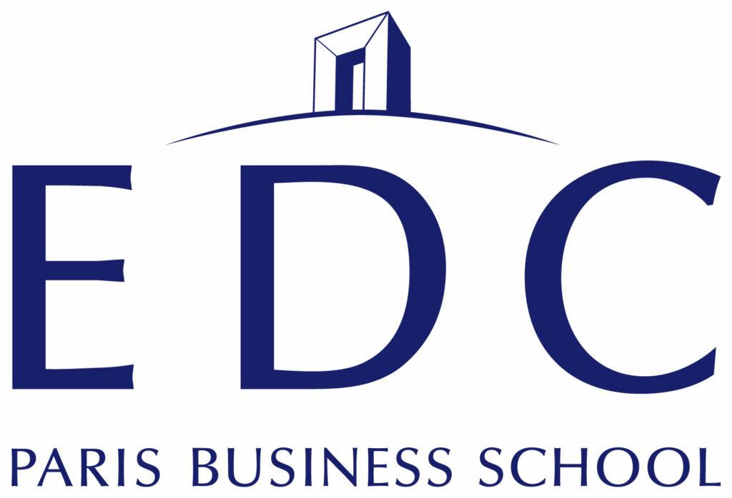 Logo d'EDC Paris Business School