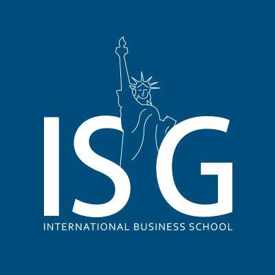 Logo de l'ISG